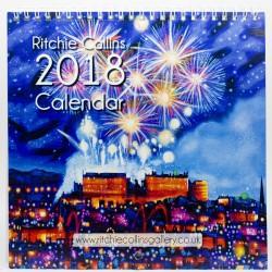 Calendar: 2018 Edition