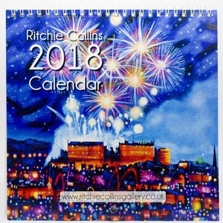 Calendar - 2018 Edition