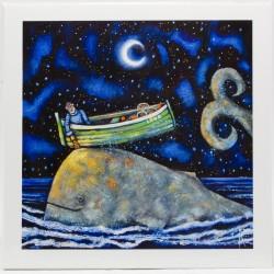 Small Print: Out at Sea