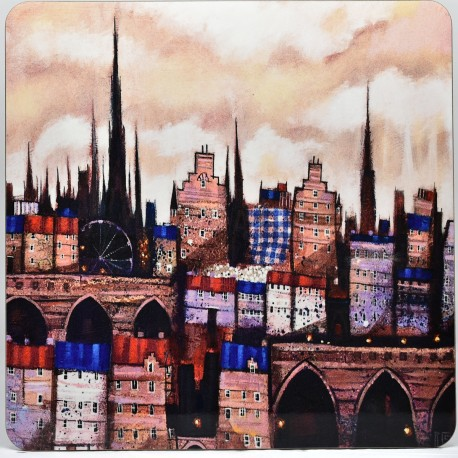 Placemat - theClassics: Auld Town View B