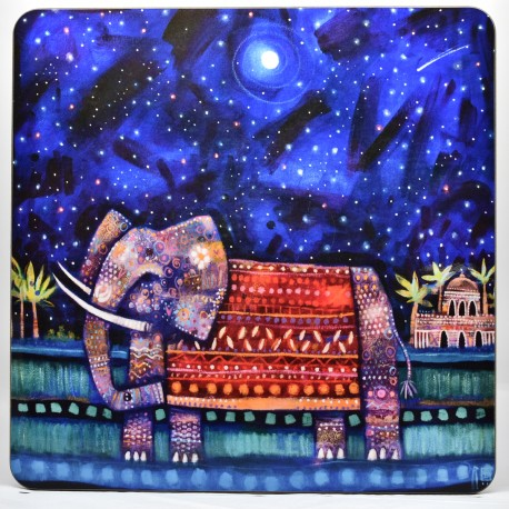 Placemat - theClassics: Elephant Journey