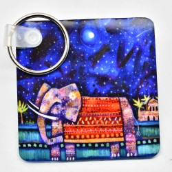 Key Rings - theClassics: Elephant Journey