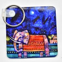 Key Rings - theClassics: Elephant Journey