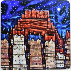 Placemat - theClassics: Auld Reekie Moon