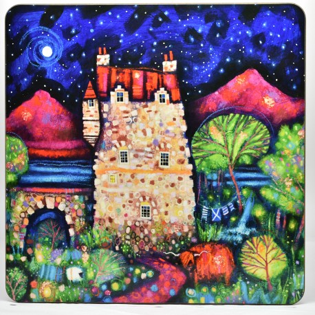 Placemat - theClassics: Auld Highland Hoose