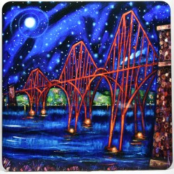 Placemat - theClassics: Forth Rail Bridge