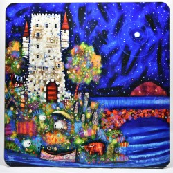 Placemat: Hoose of Dreams