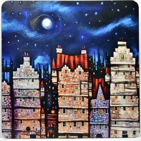 Placemat - theClassics: Auld Town Walk B