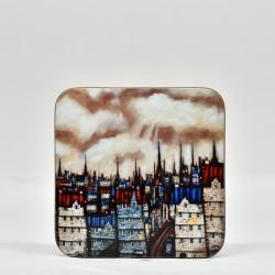 Coaster - theClassics: Auld Edinburgh Town B