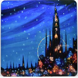 Placemat - theClassics: Edinburgh Lights B