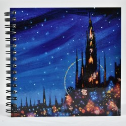 Wiro Notebook: Edinburgh Lights B