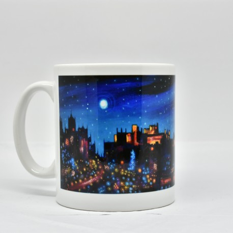 Classic Mugs - theClassics: Edinburgh Lights