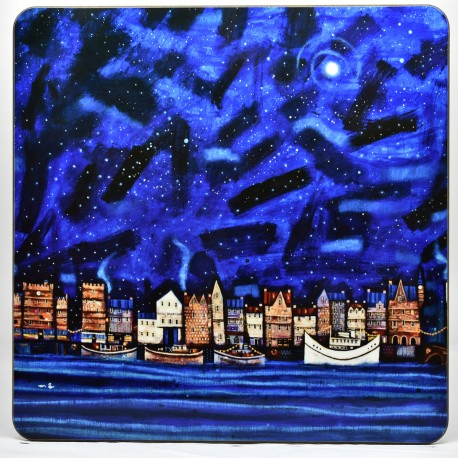 Placemat - theClassics: Auld Leith Shore