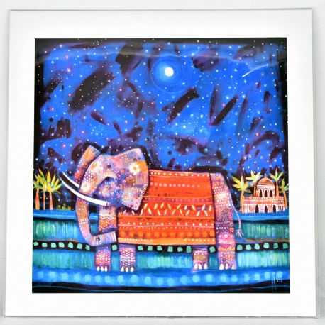 Large Print - theClassics: Elephant Journey