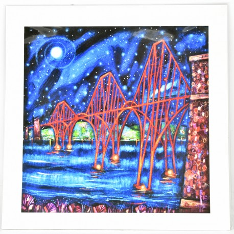 Large Print - theClassics: Forth Rail Bridge
