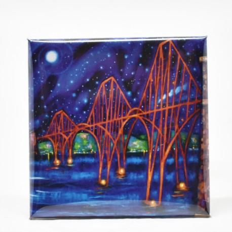 Fridge Magnets - theClassics: Forth Rail Bridge