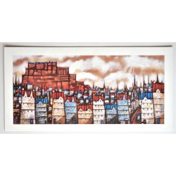 Long Print: Auld Edinburgh Town