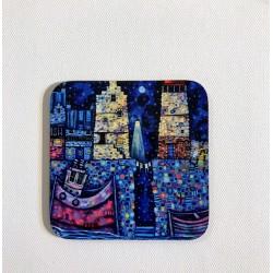 Coaster: Auld Port Blues