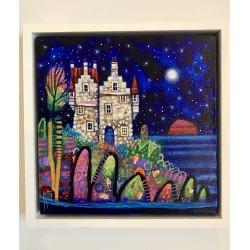 Original: Castle Cairn (Framed)