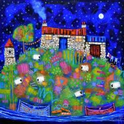 Original: Follow the Moon Home