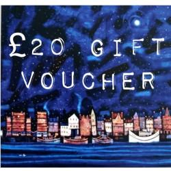 Vouchers: £20 Gift Voucher