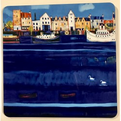 Placemat: Along Leith Shore
