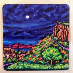 Placemats: Arthur's Seat Moon