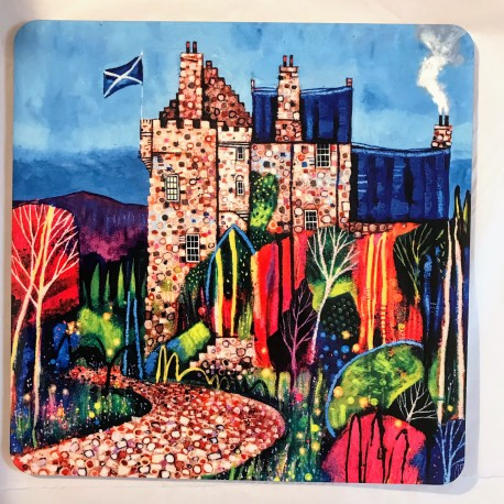 Placemats: Brodick Castle