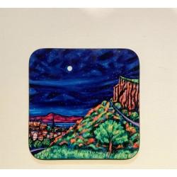 Coaster: Arthur's Seat Moon