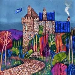 Large Print: Brodick Castle