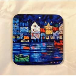 Coaster: Mermaid Café