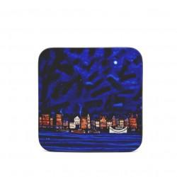 Coaster: Auld Leith Shore