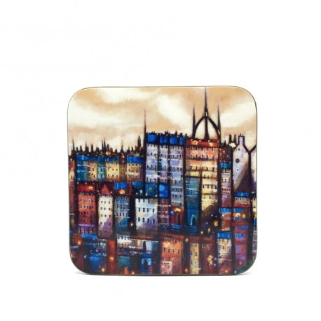 Coaster: Auld Town View B