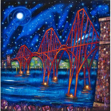 Extra Large Print: Forth Rail Bridge