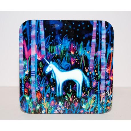 Coaster: Unicorn Forest